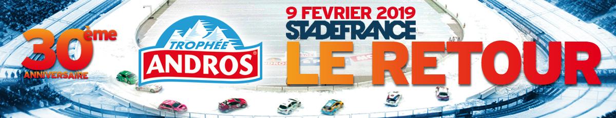 Trophée Andros Stade de France